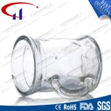 140ml新しいデザインゆとりのガラスビールのジョッキ(CHM8054)