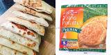 Prijs van de Machine van de Verpakking van het Hoofdkussen van Roti Paratha van lage Kosten de Halfautomatische