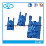 工場製造者によってリサイクルされるPEのプラスチックショッピング・バッグ
