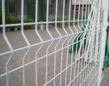Сваренная проволочная изгородь в 50X200mm с столбом персика