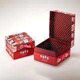 Kundenspezifischer Papiergeschenk-Kasten-verpackengrossist