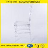 Cadeira de jantar francesa material do casamento do PC modelo do projeto