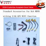 Для мобильных ПК Car DVR -- 8CH 720p 3G 4G WiFi GPS для дополнительных функций