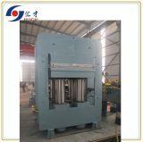 固体ゴム製タイヤの加硫の出版物機械