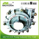Pompe centrifuge d'alimentation de filtre-presse de courant de fond d'épaississant de haute performance