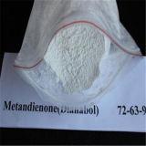 Dianabol 72-63-9 do esteróide anabólico de pureza elevada sem efeito secundário