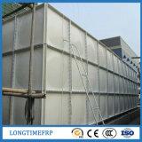 De geïsoleerdes Tank van het Water van de Glasvezel FRP/GRP Industriële Modulaire