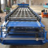 صنع وفقا لطلب الزّبون يزجّج لون فولاذ يدويّة سقف لوح قرميد يجعل آلة