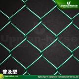 HDPE Met een laag bedekte Netwerk van de Draad, de Omheining van de Tennisbaan, de Omheining van het Hof van de Sport