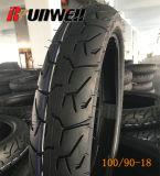 Motorrad-schlauchlose Gummireifen 100/90-18