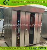 Al roestvrij staal elektrische cake, de ovenmachine van het broodbaksel met 130kg/h