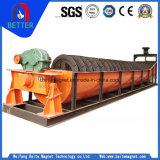 Fg classificateur de vis haute efficacité/classificateur en spirale pour extraction de minerais d'or plante à partir de l'exploitation minière l'usine de la machine