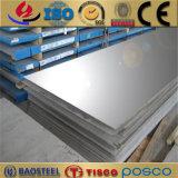 304 2b plaque en acier inoxydable à finition & Sheet 1219*2438mm