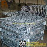 Contenitore del rullo della rete metallica della roccia del metallo della casella di memoria della gabbia