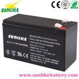 Ce Apport Batterie Rechargeable Acide Acide Acide 12V7.2ah pour Electrics