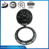 Ferro de molde que molda as tampas de câmara de visita seladas dobro com fechamento personalizado