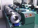 De Macht Uniflex Techmaflex van Fin de Plooiende Machine van de Slang van 1/42 Duim