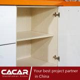 Orange Süßigkeit-Ausgangsmoderner Schwefeln-Lack-Lack-Küche-Schrank (CAIK-01)