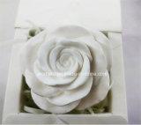 Céramique Fleur Rose Accueil Purificateur d'air