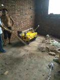 بناء [كنكرت ميإكسر] لصوق جدار إسمنت جير مدفع هاون يرجع جبس الإنسان الآليّ آلة