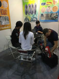 Hoher Zahn-Querfeldeinvakuummotorrad-Reifen