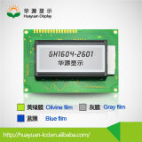 16X4 ligne panneau positif transmissif d'écran LCD de Stn