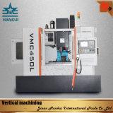 Mini commande numérique par ordinateur de précision de Vmc460L tournant le catalogue des prix central de machine