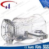 130ml vendent la cuvette en gros en verre de silex pour le café (CHM8151)