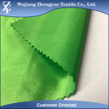 tessuto luminoso pesante 100% del raso del poliestere 75D*300d per l'indumento