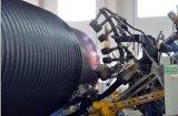 De tamaño natural de la alta calidad que enrollan el tubo del HDPE de la Estructura-Pared