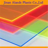 Acryl der Farben-48inch*96inch bedeckt Plexilass Blatt