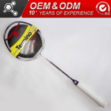 A09 675mm Professional Sporting Goods Badminton Racket Carbon
