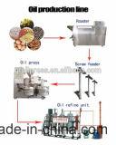 최신 Presser에 있는 해바라기 기름 착유기 또는 땅콩 기름 압박 기계
