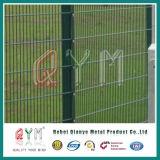 Heißer eingetauchter galvanisierter Zaun des Stahl-358/hoch MilitärSicherheitszaun