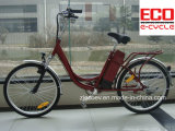 Ökonomische Lithium-Batterie und niedriger Preis-elektrisches Fahrrad für Weibchen