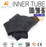 Appareil-photo butylique 110/90-16 de vélo de chambre à air de tube de moto de tube initial