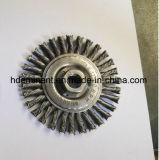 Einzelne Handschleifer-Torsion-Knoten-Pinsel hergestellt in China