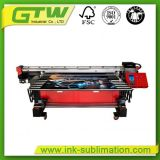 Het UVBroodje van Oric Uh1602-Dx5 om te rollen en Flatbed Alle Printer