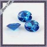 De Steen van CZ van de Halfedelsteen van het zirkoon voor de Ring van Juwelen