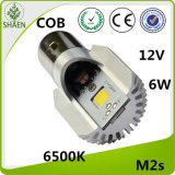 LED-heller PFEILER M2s LED Scheinwerfer für Motorrad-Cer-Bescheinigung
