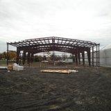 Structure légère en acier préfabriqués pour la vente d'entrepôt de l'atelier