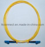 Parche de LC/Cable de fibra óptica Patch Cord fabricante