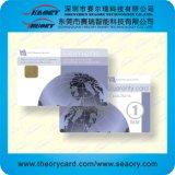 주문을 받아서 만들어진 RFID PVC 카드 (13.56MHz S50 IC 칩)