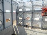 Taller prefabricado/almacén de la estructura de acero para la fábrica