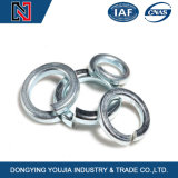 탄소 강철 A2/A4 용수철 자물쇠 세탁기 DIN127