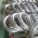 ASTM A269 TP304 acero inoxidable Tubo en espiral para Intercambiador de calor