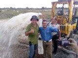 鉄の鉱物の調査のためのハードロックのディーゼル調査の掘削装置