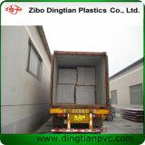 scheda impermeabile della gomma piuma del PVC del peso leggero di 10-30mm usata per costruzione