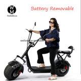 2017お偉方が付いている新しいHarleyの電気スクーター800W 1000W Citycocoの電気スクーター