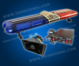 Police Cars (TBD82L2)のためのLED Super Thin Rotator Strobe Warning Lightbar